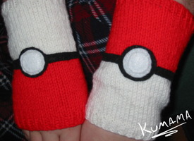 Knitting: Pokemon by Kumama