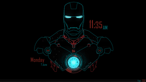 Tema para windows 7 Iron Man by 117fausto