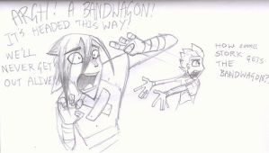 Bandwagons are Evil by BlackMage339