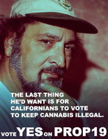 Prop 19 - Jack Herer by eternalrabbit