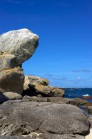 Brittany Coast 11 Stock by lokinststock