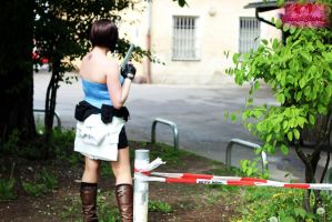 Jill Valentine - Resident Evil 3 Cosplay by ChaoticClaire