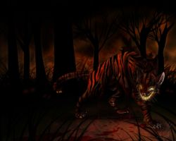 The Blood Trail by RussianBlues
