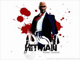 Hitman by Sgraphicart