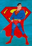 Superman by AlanSchell