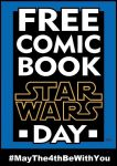 Free Comic Book/Star Wars Day by IzabelMarrupho
