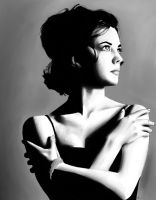 Natalie Wood by Livingsoul