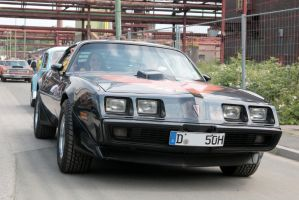 Pontiac Trans Am by Budeltier