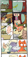 Dirty Paws - Page 1 by godspit