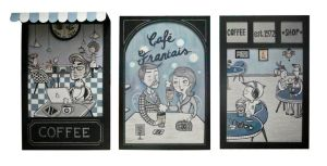 The Coffee People by cecilliahidayat