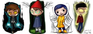Kids  from those stories by rm6y7m6