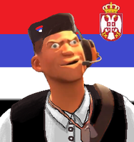 Serbian TF2 Derp Scout by killb94