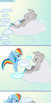 Adventure To Another World Comic. Page 3 by Spitfire-SOS
