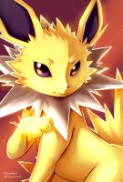 Jolteon by Vermeilbird