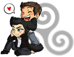 Sterek by Pon3Splash