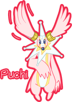 Cherubimon Puchi by Atlanta-Hammy