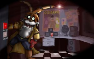 Five Nights at Morgan's +VIDEOS! by Morgan-the-Rabbit