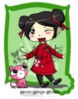 - Fanart PUCCA - by sefie-ireth