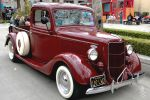 1936 Ford Pickup V8 by CZProductions