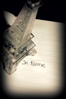 Je T'aime by ximperfectdaughterx
