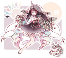 [CLOSED] ADOPT AUCTION - SketchBook Series #3 by MiiaChuu