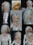 snow elves details by DivinityNemesis