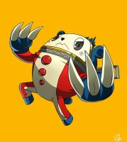 P4: Teddie by ss2sonic