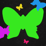Coldplay: Butterfly Brush by extraordi-mary