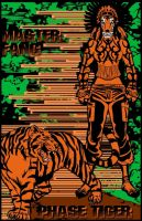Master Fang:  Phase Tiger by VonMalcolm