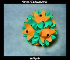 Variant Dodecahedron by wolbashi