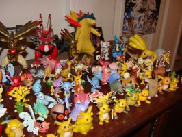 Pokemon Figure Collection 3 by SilverToraGe