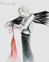 Self Harm Angel by acceptme183