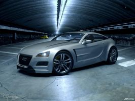 Audi aQa version-3 6 by cipriany