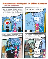 Tako in Bikini Bottom page 1 by LazyAsHell