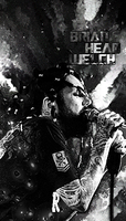 Brian Head Welch by VudzO