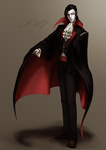Vampires - Count Fledermaus by moontown0125