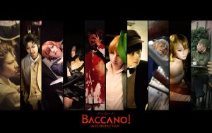 THE BACCANO POST by NKNL-studio