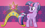 Crystal Twilight WP by AliceHumanSacrifice0