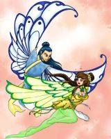 Butterfly Lovers by Arilysal