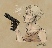 Mississippi - Hi Kittens by Calicot-ZC