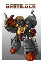 IDW Grimlock - RS by Kingoji