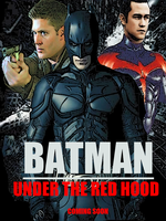 Under the red hood poster 1 by RaggaFlagga