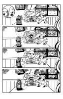 Brit and Ivy pg 12 inks by XxPohGoxX