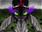 King Sombra by Masdragonflare