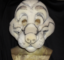 Toony mask WIP front view by nagowteena101
