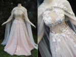 Peach Petal Gown by Firefly-Path