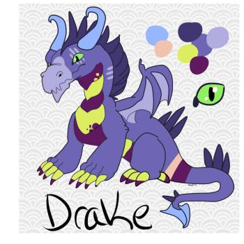 Drake by Moatsquirrel