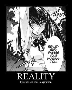 reality... by evilgaaratwin