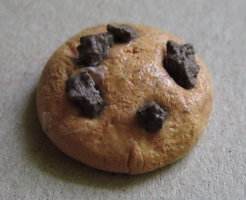 American Style Chocolate Chip Cookie by MomokoTakenouchi
