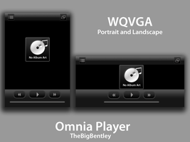 Omnia Player by thebigbentley